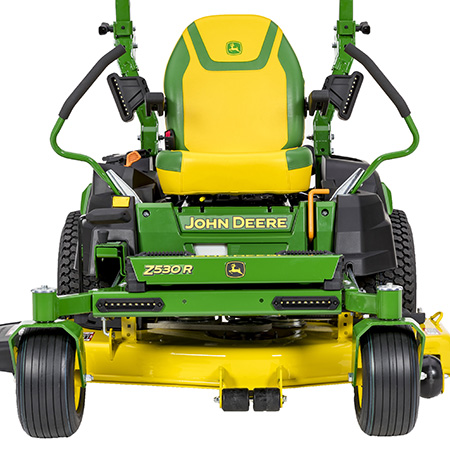 Z530R with 48-in. (122-cm) Mower Deck