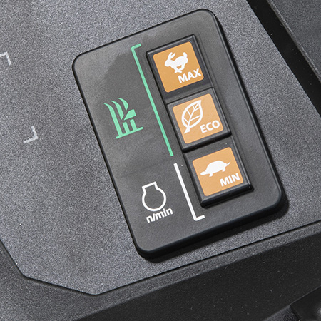 Engine speed controls