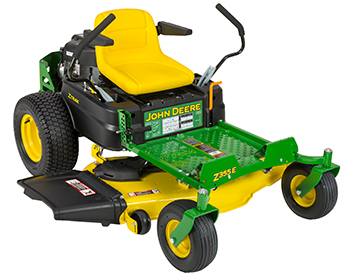 Z355E ZTrak™ Mower with Accel Deep Mower