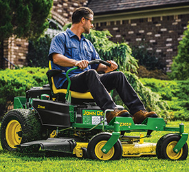 ZTrak™ Z365R with 48A Mower Deck