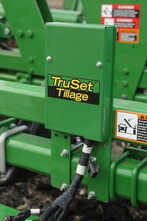 TruSet Tillage technology on the 2430 Chisel Plow