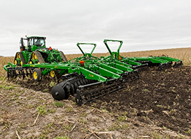 2630 Disk in the field