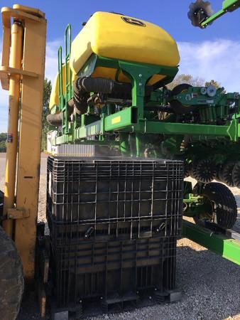Pro-box under CCS tank