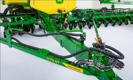 24-row 1775NT Planter equipped with ExactRate system
