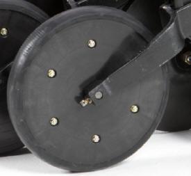 5- x 35-cm (2- x 13-in.) press wheel