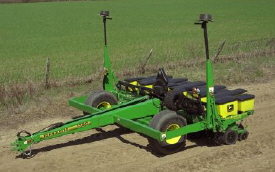 1785 Rigid Frame Planter