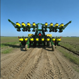 1725 16Row30 Stack-Fold Planter