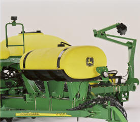 225-gallon insecticide tank shown on 1770NT 12Row