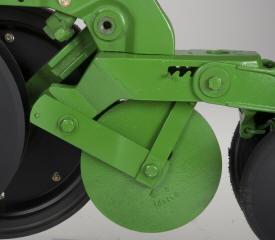 Seed packer wheel