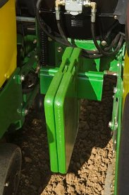 1765 Flex center frame weight bracket
