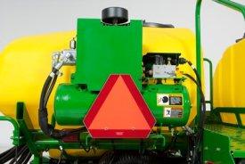 Active pneumatic compressor assembly