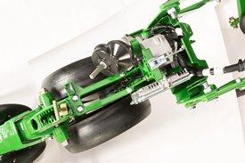 Brushless motors are maintenance free