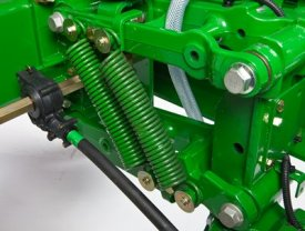 Dual upforce springs 1700 TR