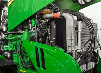 9L (549-cu in.) PowerTech™ engine