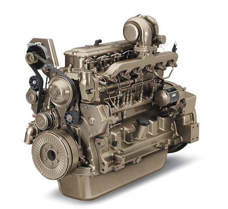 PowerTech™ PSS 6.8L (415-cu in.) engine