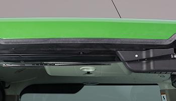 Right-hand window wiper