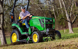 2025R Tractor