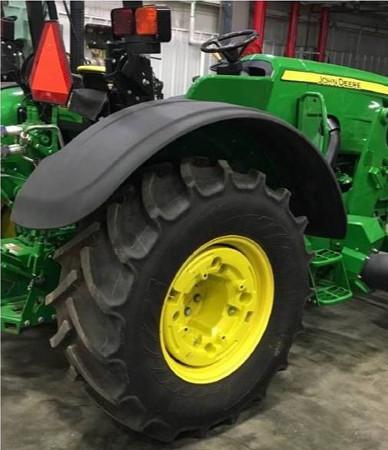 150-kg (330.7-lb) wheel weight for 61-cm (24-in.) wheel