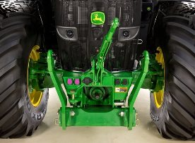 Front PTO