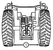 Tread spacing