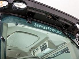 Rear window decal