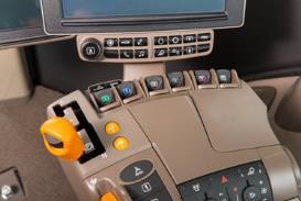 CommandARM™ SCV controls
