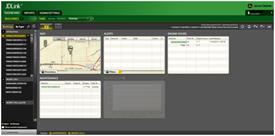 JDLink dashboard