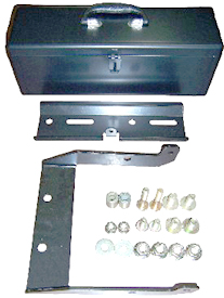 Toolbox kit for 4000 TWENTY Series Tractors