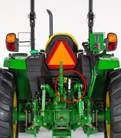 Power beyond kit (4R Tractor shown)