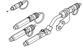 Hydraulic quick-connect power beyond coupler