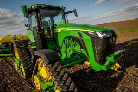 8RX Tractor