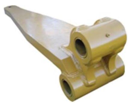 BXT10027 universal yoke style scraper drawbar