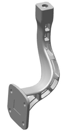 BRE10501 CommandARM bracket