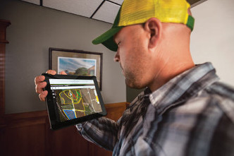 Maximizing uptime for John Deere customers through the use of connectivity and technology