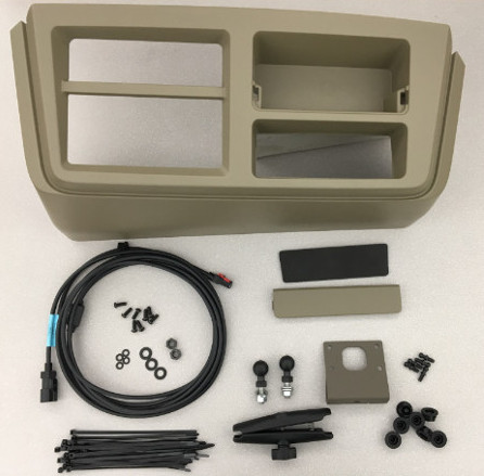 BRE10364 touchscreen radio relocation kit