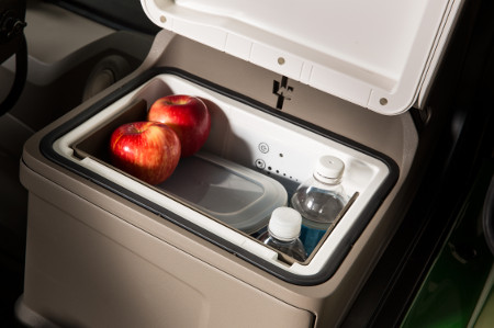 Keep food and drinks cool with refrigerator
