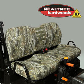 Front bench seat cover