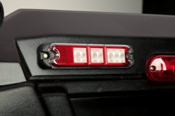 Rear turn signals and reverse lights