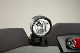 Work lights (rear mounted)