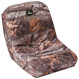 Camo seat cover (large)
