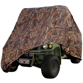 Camo vehicle cover
