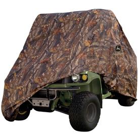 Camo vehicle cover