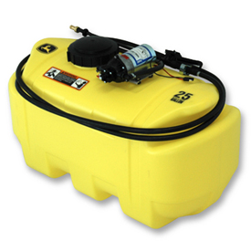 25-gal. (94 L) portable sprayer