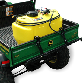 25-gal. (95-L) bed sprayer