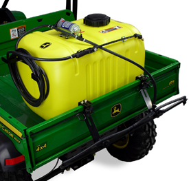 170-L (45-gal.) Gator bed sprayer