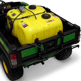340-L (90-gal.) Gator bed sprayer