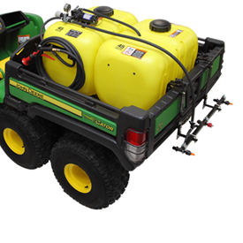 340-L (90-gal.) high-performance bed sprayer