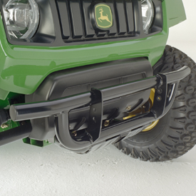 Front bumper (includes front receiver hitch)