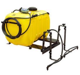 45-gal. (170.3-L) bed sprayer