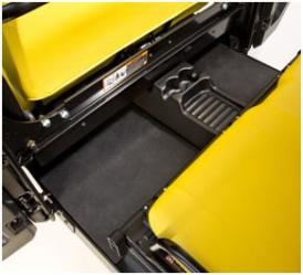 Floor mats (shown on XUV 825i S4)
